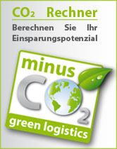 minus CO2 green logistics